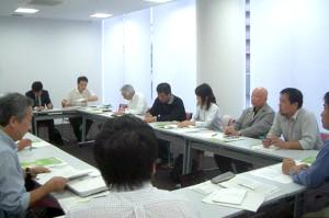 地域未来エネルギー奈良会議中